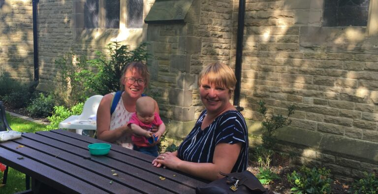 New accessible and child friendly gardens now open
