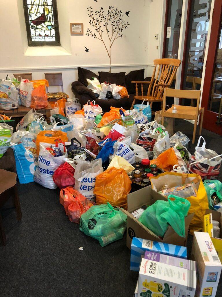 Amazing donations